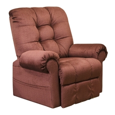 Catnapper Omni Power Lift Recliner in Merlot