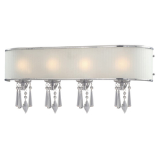 Clearance Golden Lighting Echelon 4-Light Vanity