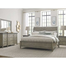 American Drew Savona Anna Cal King Sleigh Bedroom Set