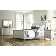 American Drew Litchfield Hanover Cal King Sleigh Bedroom Set