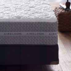 Aireloom Aspire Graham Phase Change Plush Queen Mattress Set SDM101719