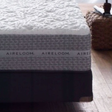 Aireloom Aspire Graham Phase Change Plush Queen Mattress Only SDM091835
