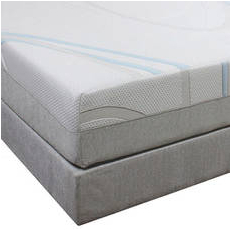 Queen Alpine Ash 12 Memory Foam Mattress