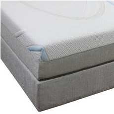 Queen Alpine Ash 8 Memory Foam Mattress