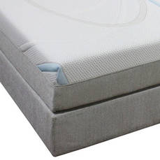 Full Alpine Ash 8 Memory Foam Mattress