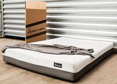 Clearance Ameena 10 Inch Queen Mattress Only OVMB082002 - Overstock Model ''As-Is''