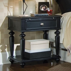 American Drew Camden Dark Leg Nightstand Set of 2