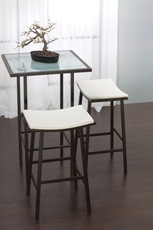 Amisco Aden Bar Height Table