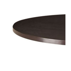 Amisco Billy Round or Square Wood Top Counter Height Table