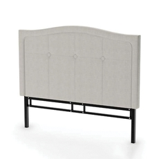 Amisco Crocus Wall Mounted Upholstered Headboard