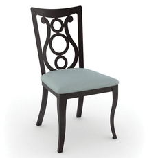 Amisco Harp Dining Chair Set of 2