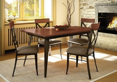 Amisco Kyle 5 Piece Dining Set