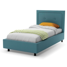 Amisco Legend Twin Upholstered Bed