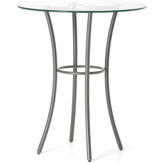 Amisco Lotus Round or Square Bar Height Table