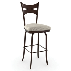 Amisco Meadow 34 inch Swivel Stool