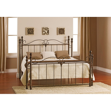 Amisco Natasha Complete Bed