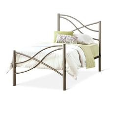 Amisco Nina Twin Platform Bed