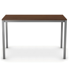 Amisco Ricard Counter Height Wood Dining Table
