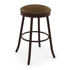 Amisco Root 34 Inch Swivel Counter Stool