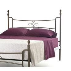 Amisco Selma Platform Bed
