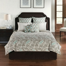 angelo:HOME Camden Square Park 6 Piece Bedding Set