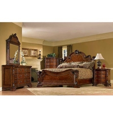 A.R.T. Furniture Old World Estate King Bedroom Set