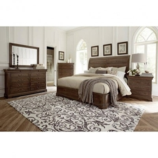 A.R.T. Furniture Saint Germain King Sleigh Platform Bedroom Set