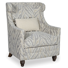 A.R.T. Furniture Amanda Ivory Accent Chair