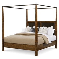A.R.T. Furniture Echo Park Eastern California King Poster Bed with Canopy