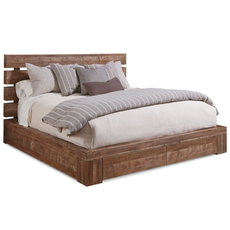 A.R.T. Furniture Epicenters California King Williamsburg Platform Storage Bed