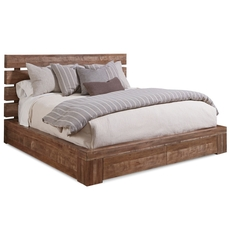 A.R.T. Furniture Epicenters Queen Williamsburg Platform Storage Bed