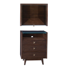 A.R.T. Furniture Epicenters Silver Lake Nightstand