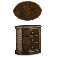 A.R.T. Furniture Gables Oval Nightstand