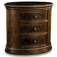 A.R.T. Furniture Gables Oval Wood Nightstand