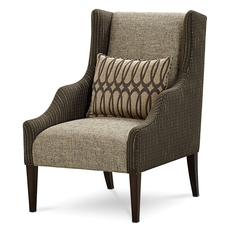 A.R.T. Furniture Harper Mineral Wing Chair