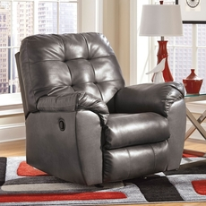Signature Design by Ashley Alliston DuraBlend Rocker Recliner