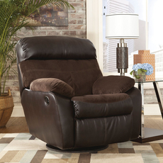 Signature Design by Ashley Berneen Swivel Rocker Recliner
