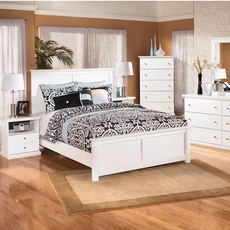 Signature Design by Ashley Bostwick Shoals 5 Piece Queen Bedroom Group