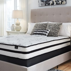 Ashley Chime 10 Inch Hybrid Cushion Firm Bed in a Box Queen Mattress Only SDMB101901 - Scratch and Dent Model ''As-Is''