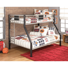 Signature Design by Ashley Dimondale Twin Over Full Bunk Bed