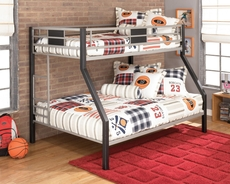 Signature Design by Ashley Dinsmore Twin Over Full Bunk Bed