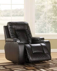 Signature Design by Ashley Douglas Eclipse Zero Wall Recliner