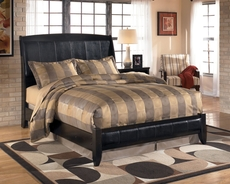 Signature Design by Ashley Harrison Sleigh Bed