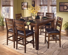 Signature Design by Ashley Lexington 7 Piece Pub Set