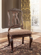 Signature Design by Ashley New Haven Side Chair Set of 2