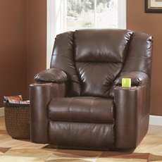 Signature Design by Ashley Paramount DuraBlend Zero Wall Recliner
