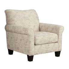 Signature Design by Ashley Pastoral Charm Baveria Accent Chair