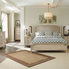 Signature Design by Ashley Pastoral Charm Demarlos 4 Piece King Bedroom Group