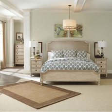 Signature Design by Ashley Pastoral Charm Demarlos 5 Piece King Bedroom Group