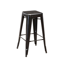 Signature Design by Ashley Pastoral Charm Pinnadel Tall Stool Set of 4
